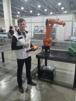 "Кафедра ""Мехатроника и робототехника"""