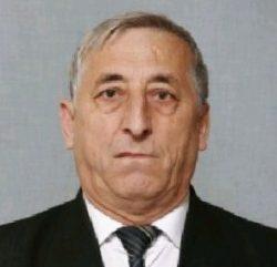 Хоконов Хапача Лукманович
