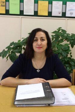 Тхагалегова Лилия Владимировна