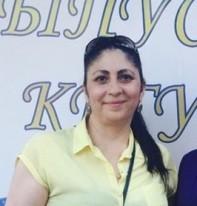 Нашапигова Зарема Борисовна