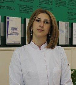 Заифова Залина Вячеславовна