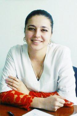 Кумехова Ирина Вадимовна