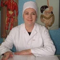 Суншева Наида Исмаиловна