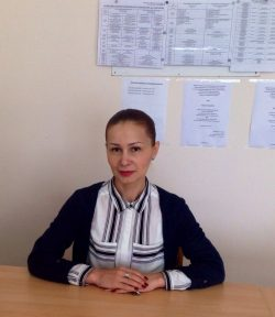Дзасежева Лариса Халифовна