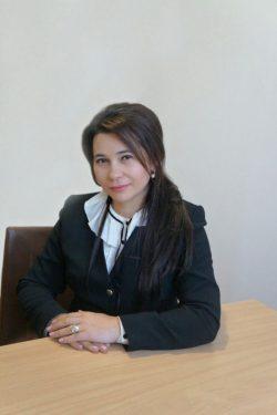 Камбачокова Зарета Анатольевна