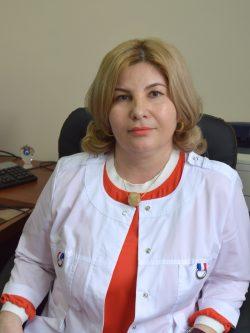 Семенова Ирина Леонидовна