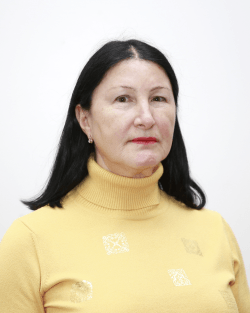 Арамисова Рина Мухамедовна