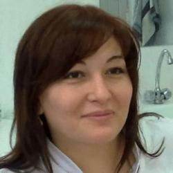 Байрамкулова Мадина Алисултановна