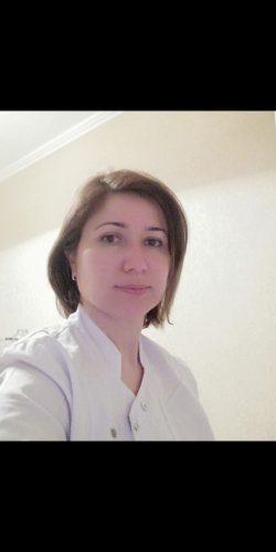 Шугунова Наджима Латифовна.