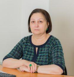 Тхазаплижева Марина Тулевна