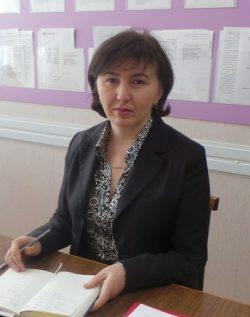 Халишхова Марина Хажмудиновна