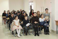 В КБГУ прошел литературный конкурс «Битва чтецов-2017»