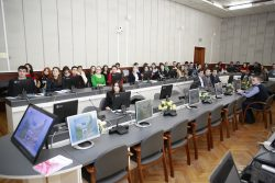В КБГУ  началась VI  Всероссийская научная конференция студентов, аспирантов и молодых ученых «Перспективные инновационные проекты молодых ученых».