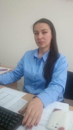 Паштова Людмила Руслановна