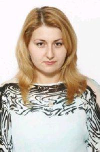 Утижева Лялюца Борисовна
