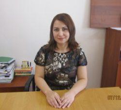 Абанокова Эмма Барасбиевна