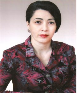 Бегиева Мадина Биляловна