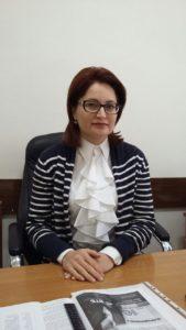 Гедгафова Ирина Юрьевна