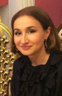 Агнокова Таужан Хачимовна