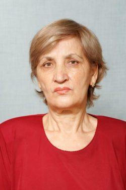 Альборова Людмила Залимхановна