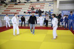 В КБГУ прошел турнир по дзюдо среди юниоров