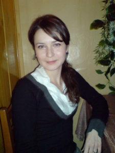 Жирова (Айсанова) Саида Ахмиетовна