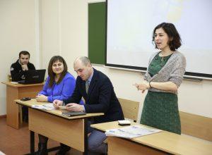 В КБГУ состоялось открытие международной волонтёрской программы «Послы русского языка в мире»