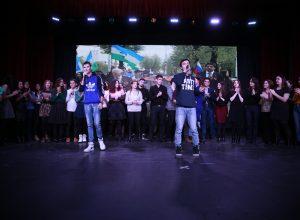 Празднование в КБГУ Международного дня волонтера