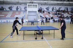 В КБГУ прошел открытый чемпионат по настольному теннису среди студентов