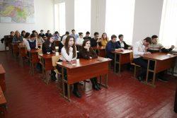В политехническом институте КБГУ побывали школьники МОУ «Гимназия №4»