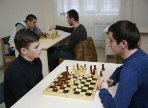 В КБГУ прошел турнир по шахматам среди студентов