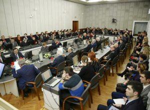 Заседание ученого совета КБГУ