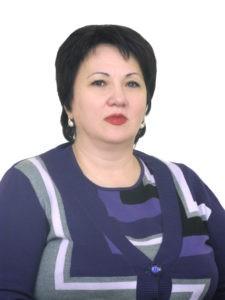 Чеченова Лариса Султанбековна