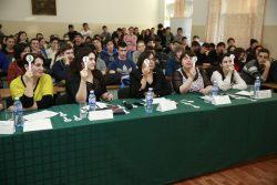 В честь Дня российского студенчества в КИТиЭ КБГУ прошла игра КВН