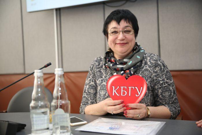 Директор Института управления, экономики и финансов Казанского федерального университета Наиля Багаутдинова