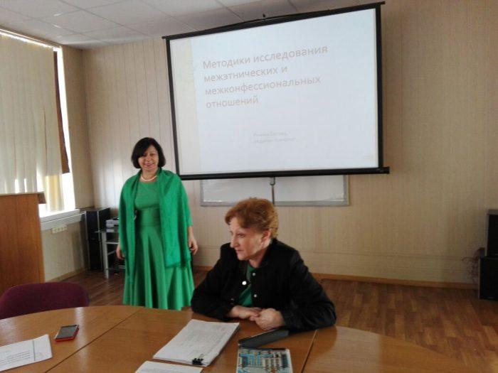 Сетевое взаимодействие Педагогического института и МКОУ «СОШ № 21 г.о. Нальчик»