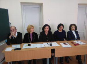 В Педагогическом институте КБГУ состоялись «Психолого-педагогические чтения»