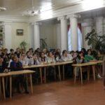 Конкурс чтецов «Под знаком Пушкина…»