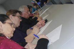 В КБГУ написали Единый диктант на трех родных языках