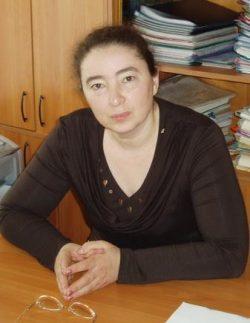Мустафаева Земфира Амаевна