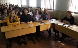 Педагогический институт отмечает Международный день родных языков
