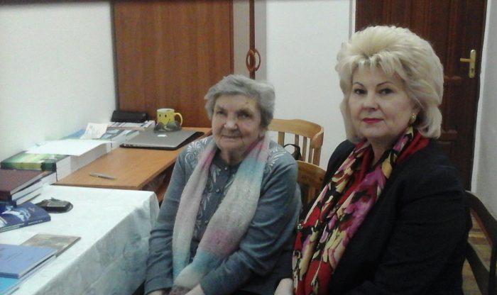Педагогический институт КБГУ встречает Нину Васильевну Кузьмину