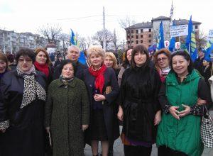 Студенты и преподаватели Педагогического института КБГУ на праздничном концерте «Один народ – Единая страна!»