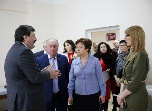 Представители органов власти КБР высоко оценили работу симуляционного центра КБГУ