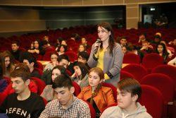 В КБГУ состоялся молодежный образовательный форум «Мы сами строим свое будущее»