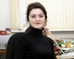 Азнаурова Залина Замировна