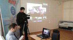 КБГУ приняло участие в Международной молодёжной видеоконференции «Мирное сосуществование государств в условиях многополярного мира»