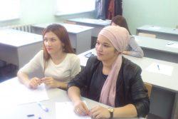 «Единый диктант», посвященный Международному дню родного языка