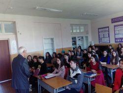 Встреча с известным физиологом-геронтологом, нейропсихологом А.Б.Кочесоковым