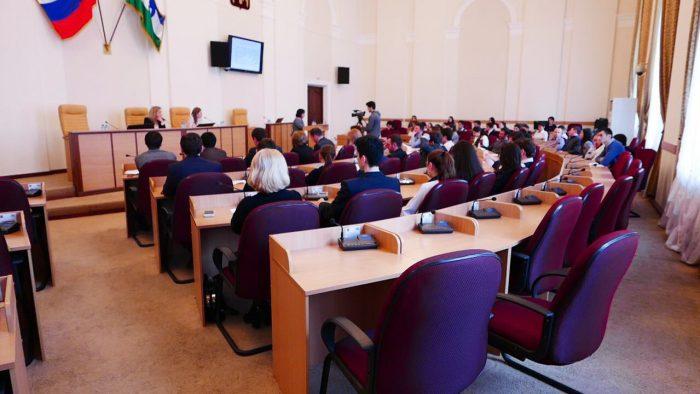 Сотрудники Педагогического института приняли участие в круглом столе на тему: «Влияние интернета и социальных сетей на молодежь», который состоялся в Молодежной палате при Парламенте КБР